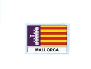 Ecusson patch badge imprime drapeau mallorca majorque