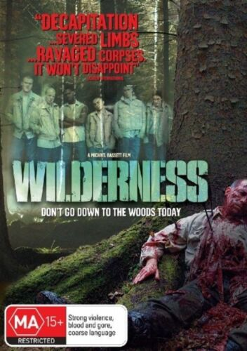 1 of 1 - Wilderness (DVD, 2007) like new works perfect.