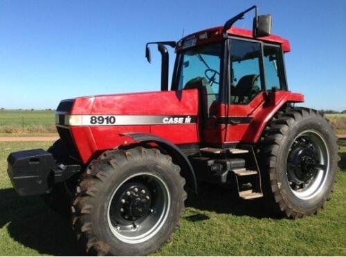 BEST CASE 7200 8920 8930 8950 Magnum Tractor Service Workshop Manual CD 7-67882