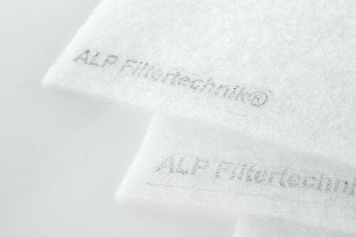 Filter Staub Vorfilter Grobstaub G4 ca 1x2 m 2-6 mm 100g Filtermatte L00