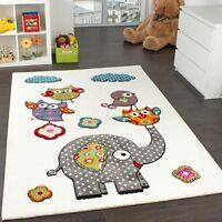 Kids Rug Cute Large High Quality Children's Area Multicoloured Carpet Animals