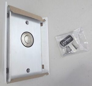 CAMDEN CM-9080 VANDAL RESISTANT SWITCH PUSH/EXIT DOOR CONTROLS