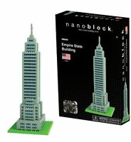 Nanoblock Empire State Building , New, Free Shipping