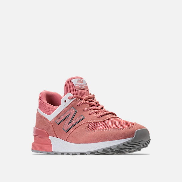NEW BALANCE 574 SPORT DUSTED PEACH CASUAL SHOES MEN'S SELECT YOUR SIZE