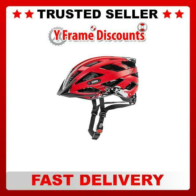 Uvex I-VO CC Cycle Helmet 56-60cm Turquoise