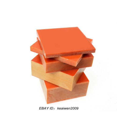 2pc 250x200x2mm Bakelite Phenolic Flat Plate Sheet Insulation Board Relays Paper