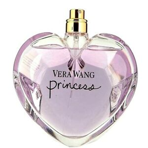 Vera-Wang-Princess-Tester-Fragrance-for-Women-100ml-EDT-Spray-New-No-Cap