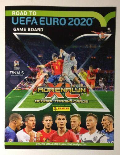 Adrenalyn Panini INVINCIBLE...RONALDO-MBAPPE-MODRIC ROAD TO EURO 2020 Card 1