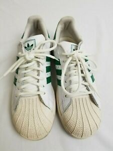 adidas superstar ii tennis shoes women's 6 white with