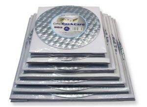 PME-11-034-Round-Circle-Cake-Decorating-Sugarcraft-Baking-Box-amp-Support-Card-Board