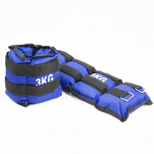 Viavito 2 x 1kg Neoprene Resistance Fitness Strength Training Wrist Weights