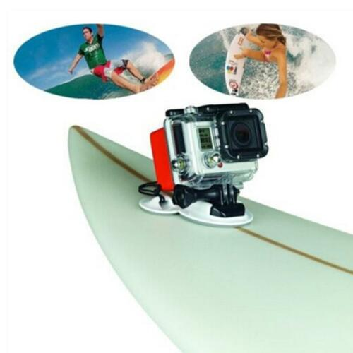 4 Xiaomi Yi Accessories New. Surfboard Surfing Mount Kits For GoPro Hero 2 3 3
