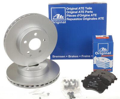 2x ATE Bremsscheiben vorne belüftet 280mm für RENAULT SCÉNIC 24.0124-0158.1