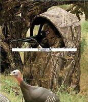 1 Man Shooting Hunting Hide Tent Blind Camo Pop Up Stalking Carp Fishing Bivvy