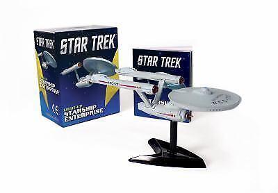 Miniature Editions Star Trek Light Up Starship