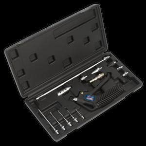 Pistolet-de-Sablage-Kit-14pc-Sealey-SA921-Par-Sealey-Neuf