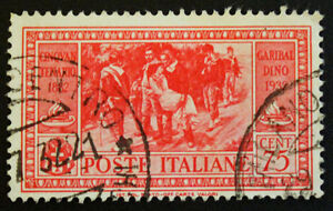 Stamp-ITALY-italy-Stamp-Yvert-and-Tellier-n-300-obl-Cyn22