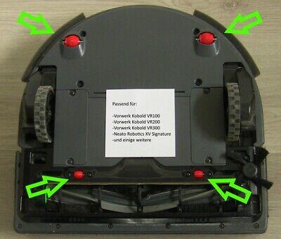Hepa Filter Filterkassette Zubehör für Vorwerk Kobold VR200 VR300 Saugroboter