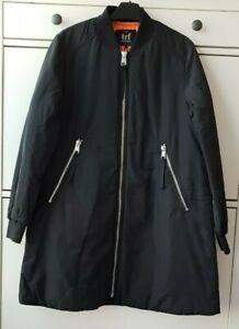 Coat Zara Bomber Bnwt Taglia Xs Black i18 Style m A 19 qFqRwB5