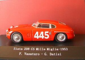 SIATA-208-CS-245-MILLE-MIGLIA-1953-VASATURO-DATISI-STARLINE-540247-1-43-ROSSO