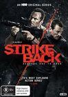 Strike Back : Season 1-4 (DVD, 2016, 14-Disc Set)