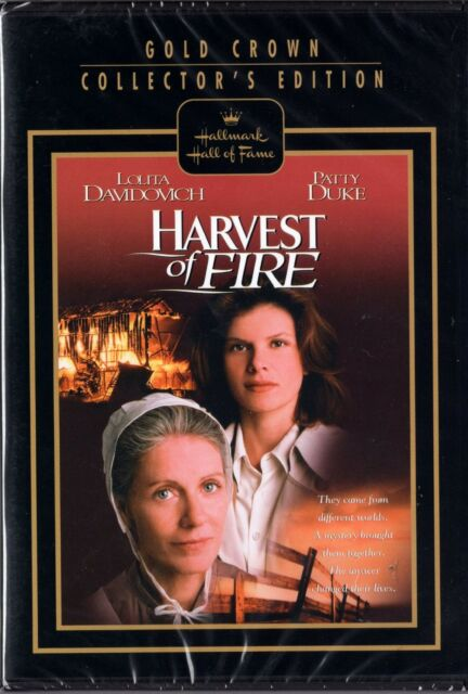 4a923bd47eb65b Harvest of Fire DVD Hallmark Lolita Davidovich Patty Duke 1996 for ...