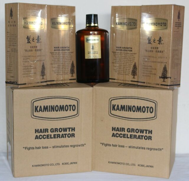 Kaminomoto Hair Loss And Growth Acceleration Gold 150ml Japans No