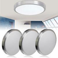 Modern 8W 12W LED Flush Mounted Ceiling Down Light Wall Kitchen Bathroom Lamp