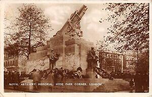 BR59585-royal-artillery-memorial-hyde-park-corner-london-real-photo-uk