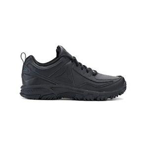 ec4f2e0294c2 Image is loading Reebok-Men-039-s-Ridgerider-Leather-4E-Sneaker