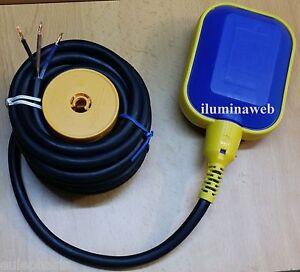 Interruptor-de-nivel-con-flotador-boya-IP68-Con-5-mt-cable-y-contrapeso-bomba