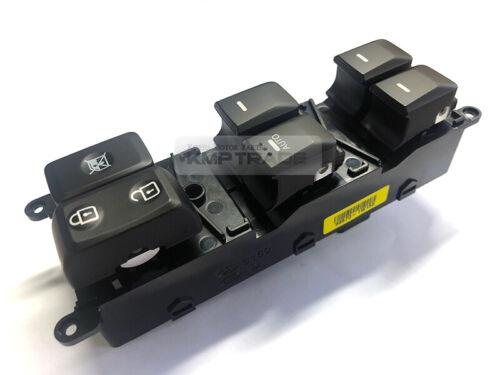 OEM Genuine Parts Main Window Switch 93570-1W155 For HYUNDAI 2012-2015 Rio Pride