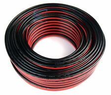 Audiopipe 12 GA Gauge Red Black Stranded 2 Conductor Speaker Wire for Car Home
