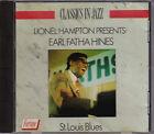 Earl Fatha Hines - St. Louis Blues - CD (Suisa 3004CD 1988)