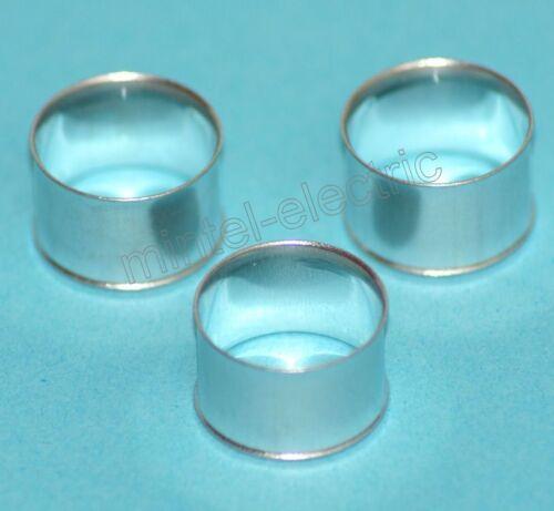 3x Hülsen-Paßeinsatz für 50A-Sicherungen in Sockel D02