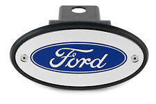 Ford Chrome Receiver Hitch Cover MADE IN USA Expedition Explorer F-150 F-250