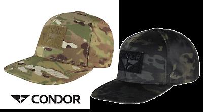 Vendita Economica Condor Flat Bill Snapback Cappello Con Multicam Tactical Cap - 161142-008-mostra Il Titolo Originale