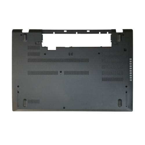 New 1YT267 Lenovo Thinkpad T580 P52S Bottom Base Cover Case 01YT267