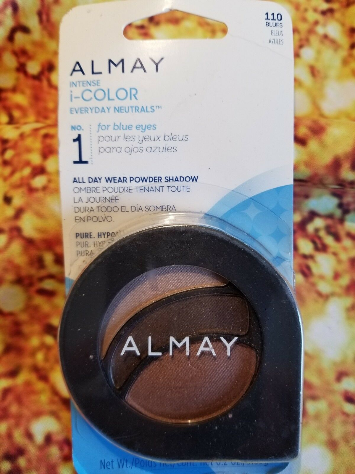 almay intense i-color party brights blue eye shadow face
