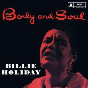 Billie-Holiday-Body-amp-Soul-New-Vinyl-LP-Spain-Import
