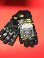 Men's Cat Padded Palm Utility Glove - Medium, By Caterpillar Cat012217m