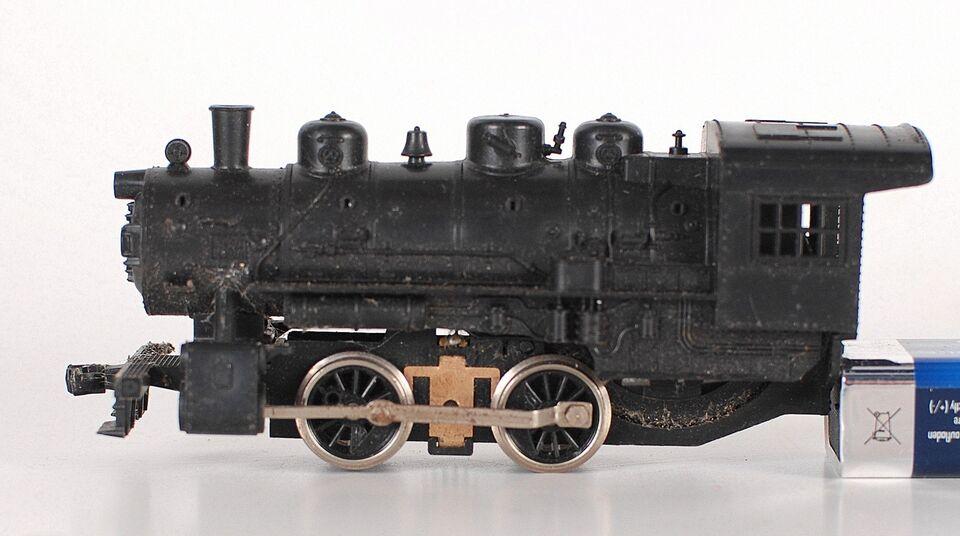 Modeltog, Lima Alco 1930, skala Ho
