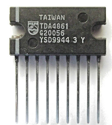 TDA4860 NOS Vertical Deflection Power Amplifier for Monitors