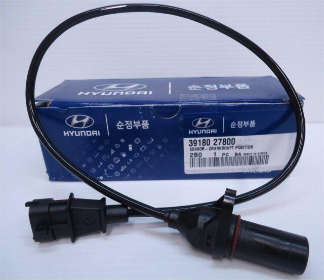 Genuine Hyundai Cm Sante FE 2 2l Diesel Crank Sensor 3918027800