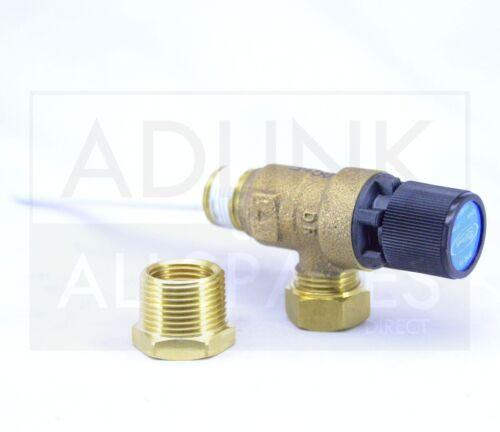 BOSS 120L à 300l cylindre température soupape de sûreté 95605810