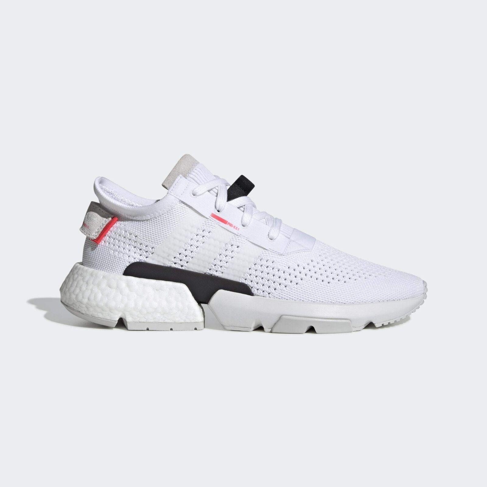 Adidas SHOES POD-S3.1 men sneakers white