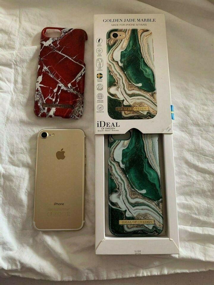 iPhone 7, 32 GB, guld