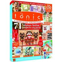 TONIC STUDIOS CARDMAKING COLLECTION MAGAZINE CRAFT ESSENTIALS KIT ISSUE 3
