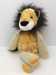 Scentsy-Buddy-Roarbert-The-Lion-15-034-Plush-Stuffed-Animal-No-Scent-Pack