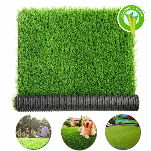 Artificial Grass Outdoor Floor Yard Pads Carpet Synthetic Moss Garden Greenhouse For Sale Online Ebay